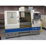 Machining Center. Okuma DET-Mate 4020 4-Axis Vertical CNC Machining Center. Table Working Surface: