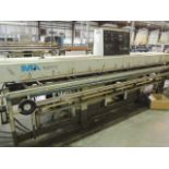 Midwest Automation Coving Machine. Control power unit, Coving machine unit with Hot Melt, infeed