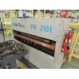 """Midwest Automation PR2151 Pinch Roller. Set up for 25""""-28"""", can be used to 48"""", manual moveable"""