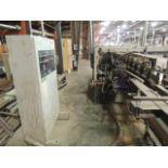 Midwest Automation CF 1520 Control panel, Core Fab, no stick guides Nordson 3800V hot melt unit,