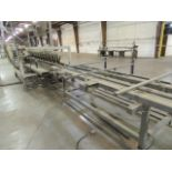 Midwest Automation CF 1520 Barrel turner -shop made, ace transformer with shut off switch, Core