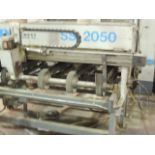 """Midwest Automation SS 2050 Brush Cleaner, 60"""" capacity, 3phase, 460v. HIT# 2158067. Production Area."""