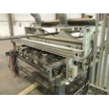 """Midwest Automation SS 2050 Brush Cleaner, 60"""" capacity, 3phase, 460v. HIT# 2158077. Production Area."""