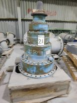 Lot 21 - Brevini Gear Box Drive, Ratio 250:1, Belt Filter Type PDL664, For A and B Pad Belt Filters P/N FS/