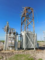 Lot 55 - Portable Substation, 3 Phase Transformer, Class OA, Full Load Continuously 3000 KVA-55. Rise, 3360