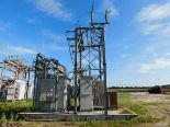 Lot 56 - Westinghouse Portable Substation, Volts 34500-4160 2400, 3000KVA, 3PH, SL Transformer, Class OA,