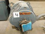 Lot 4 - General Electric 5CDS683G164JA Generator, 475V, 235KW, CDS683AY Frame, 1800/1750RPM, CW Motor