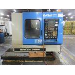"""Hitachi Seiki VM40H CNC Vertical Machining Center. 3 Axis, 7.5hp, 8,000 RPM, Approx. 12"""" x 24"""" table"""