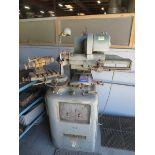 Pratt & Whitney Cutter & Radius Grinder, 220v 3ph. Asset# G3. HIT# 2203463. Grinding Department.