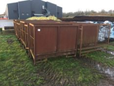 Sale by Auction of Combine Harvester, Tractors, Trailers, Root & Vegetable Growing & Grading Equipment, Implements and Workshop Equipment