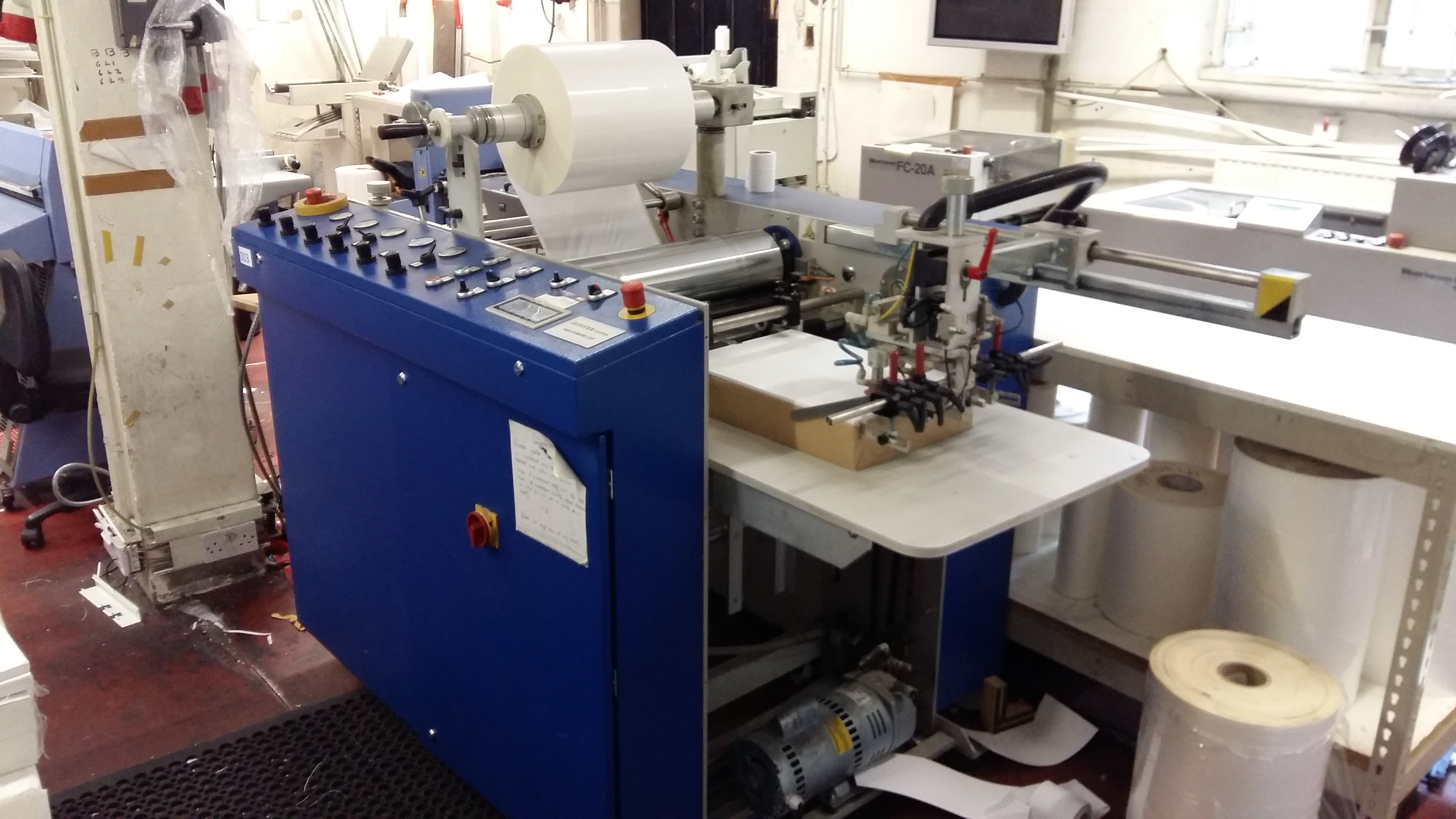 Lot 003 - Jupiter B2 Fully Automated Thermal Laminator