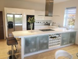 Exclusive London Property Sale - Bulthaup Fitted Kitchen & Wolf Appliances, Ingo Maurer Lighting, Duravit Bathrooms, Marble Sauna Room & More!