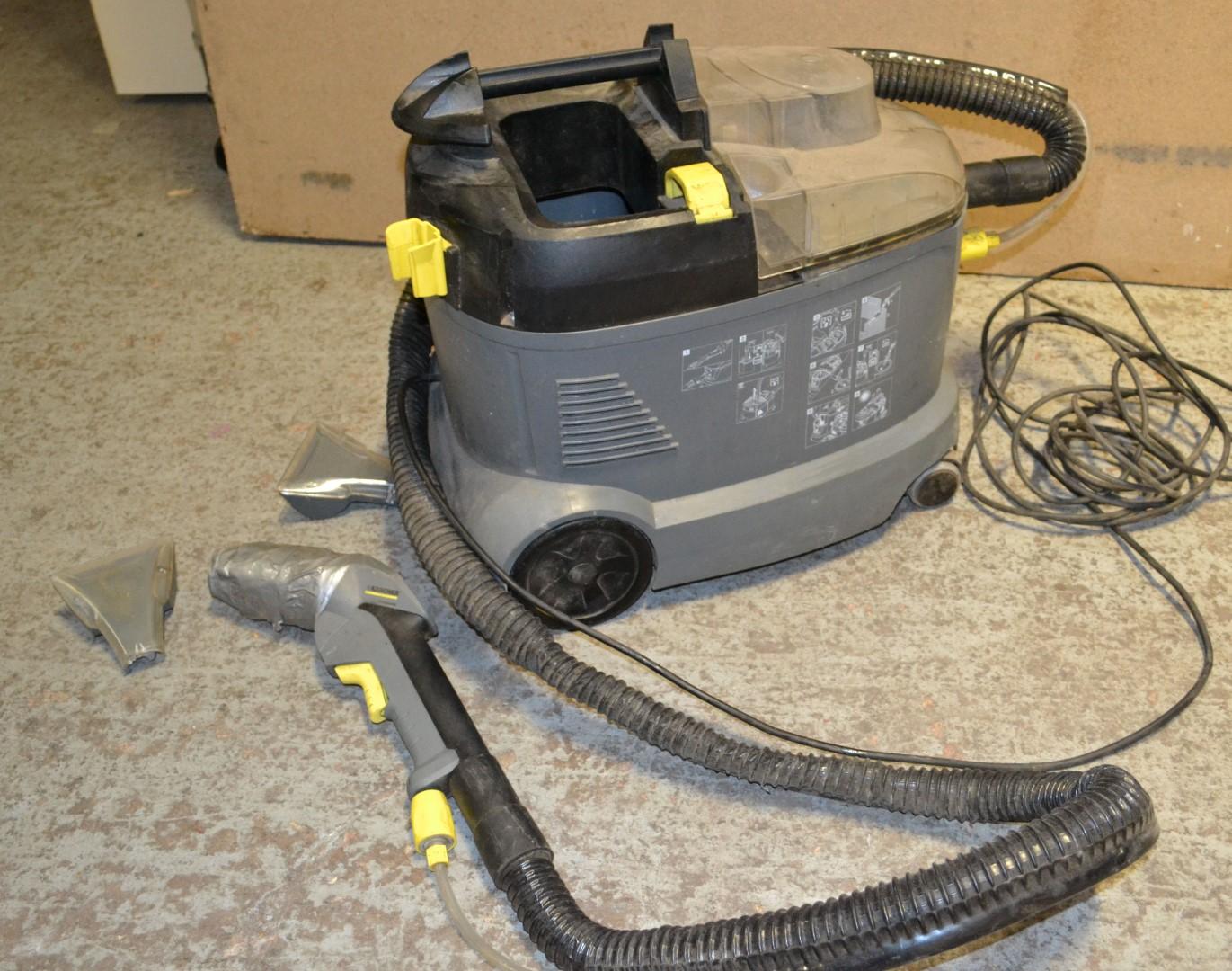 1 x karcher professional puzzi 8 1c spray extraction. Black Bedroom Furniture Sets. Home Design Ideas