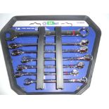 Kobalt 7-piece SAE Combo wrench set