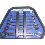 Kobalt 7-piece Metric Combo wrench set
