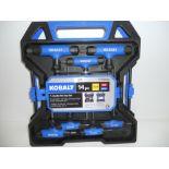 Kobalt 10-piece Precision screwdriver set