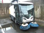 Lot 761 - JOHNSTON CX201 COMPACT ROAD SWEEPER 3465 HRS ALL ROUND CCTV SYSTEM