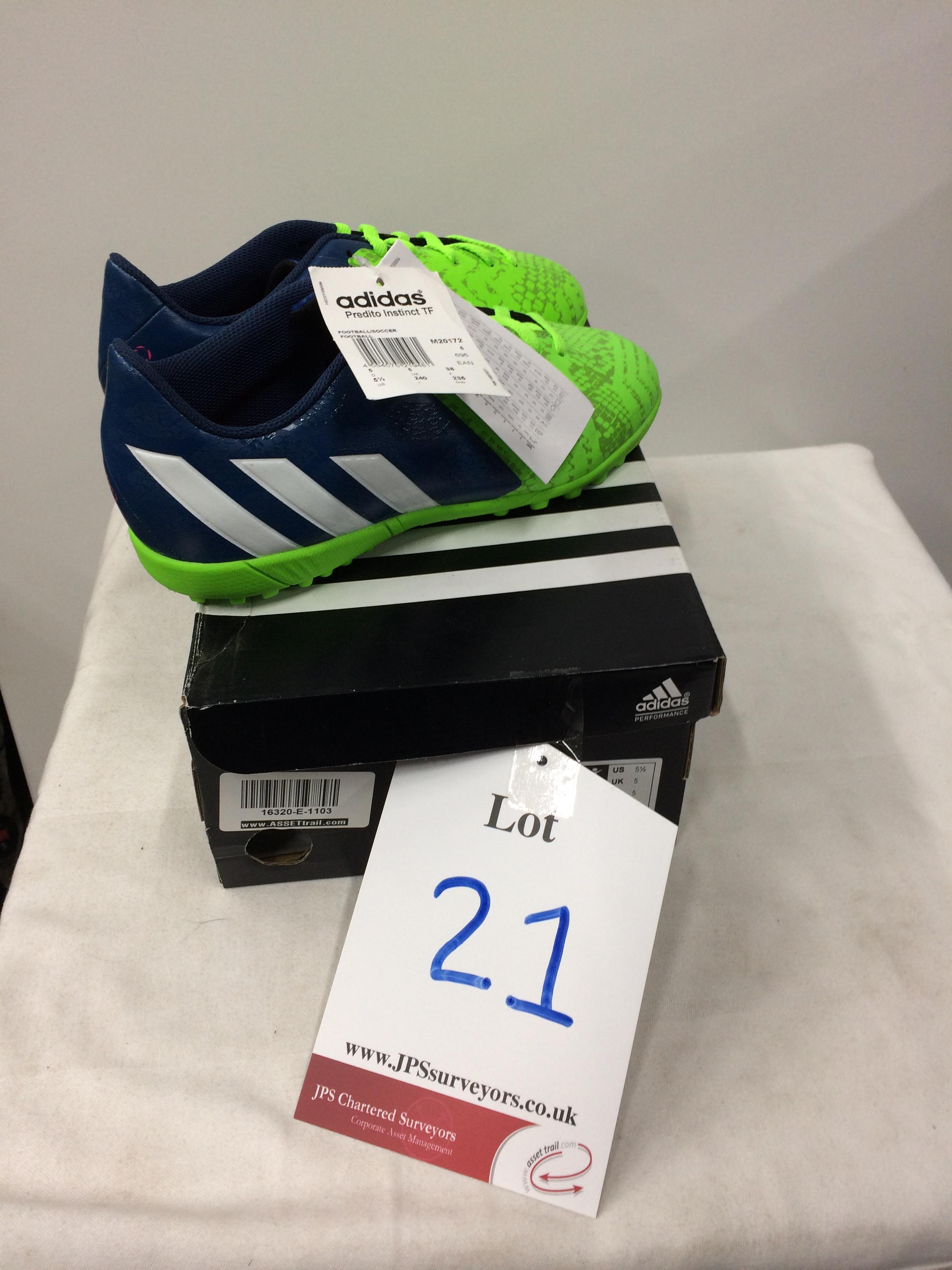 Adidas Co Id Catalogue Football Shoes