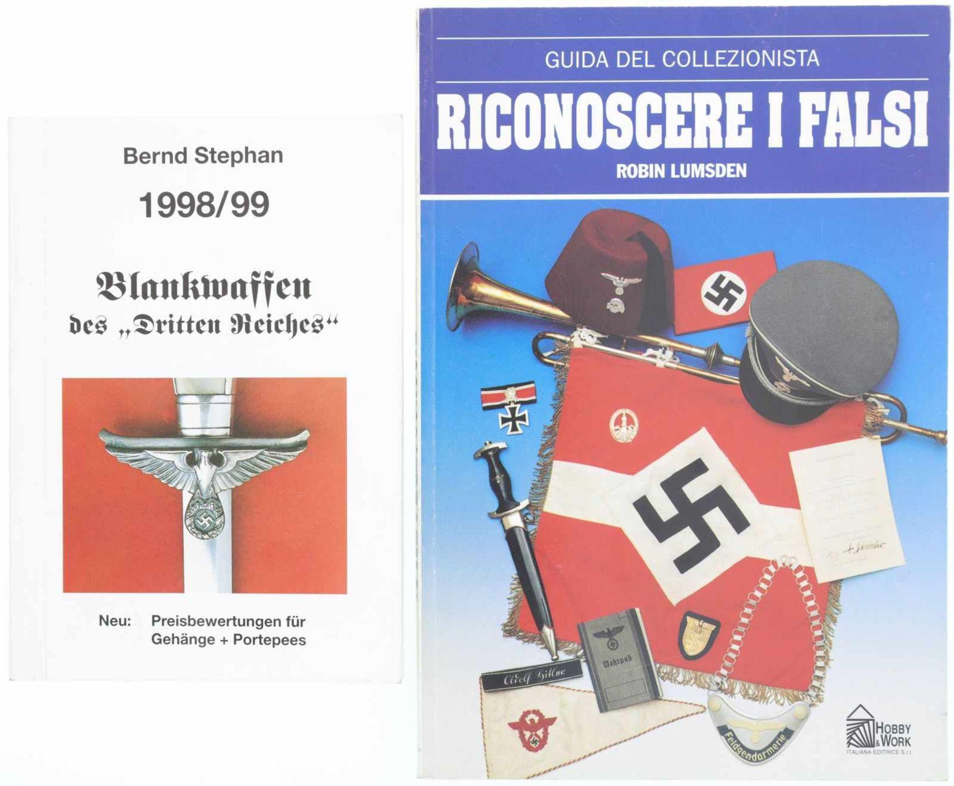 Riconoscere i falsi@ Autor Robin Lumsden, 1997, 144 S. illust. Werk zur Identifikation von kopierten