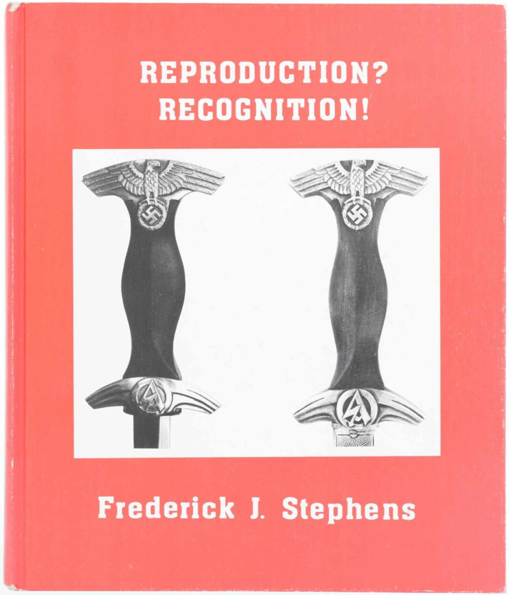 Reproduction ? Recognition !@ Autor Frederick J. Stephens, 1981, 247 S. illust. Werk zur