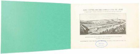 Katalog Schusswaffen,Lege um 1900@ Auf 85 Seiten sind Jagd und Sportwaffen, Hand- und