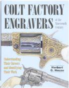 Colt factory engravers of the 19. Century Beschriebe und Detailabbildungen von Gravuren der Firma