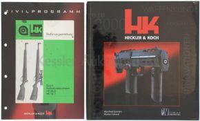 Heckler & Koch Die Autoren Manfred Kersten und Walter Schmid erzählen auf 383 Seiten die