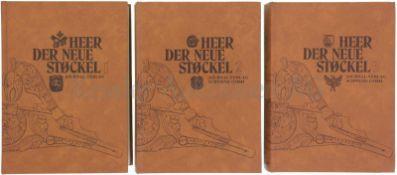 Der neue Stöckel, Band 1-3, Eugene Heer Ein internationales Lexikon für Büchsenmacher,