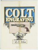 Colt Engraving Beschriebe und Detailabbildungen von Gravuren der Firma Colt. In englischer