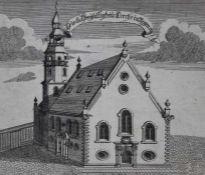 Lot Kupferstiche - Regensburg überwiegend 18.Jahrhundert, verschiedene Darstellungen und Größen,
