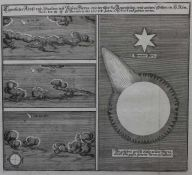 """Kupferstich - Matthaus Merian (1593 Basel - 1650 Schwalbach) """"Eigentlicher Abriss und Situation"""