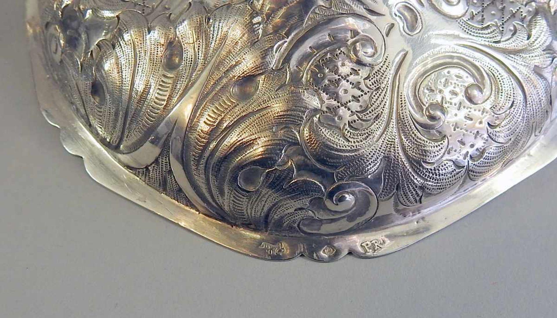 Los 13 - Deckelpokal, Peter Rohde, geboren Danzig 1670 - 1675 Silber, punziert am Bodenrand und am