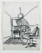 Matthias Weischer 1973 Elte/Westf. Maler der Neuen Leipziger Schule; 2007 Stipendium der Villa