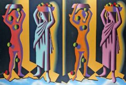 Mark Kostabi 1960 Los Angeles Studium an der California State University Fullerton; 1992