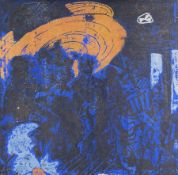 Jörg Immendorff 1945 Bleckede/Elbe - 2007 Düsseldorf Studierte in den 1960er-Jahren an der