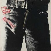 Andy Warhol 1928 Pittsburgh - 1987 New York Sticky Fingers (Plattencover für die Rolling Stones)