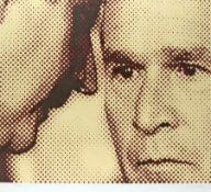 Nora Ligorano und Marshall Reese Ohne Titel Siebdruck auf Papier; H 660 mm, B 760 mm; signiert u. r.