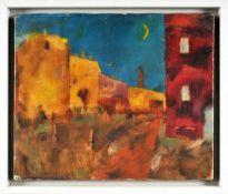 Frenzel, Roland (geb. 1938 in Leipzig, ab 1972 als freischaffender Künstler in Leipzig tätig u. ebd.