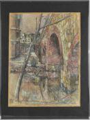 Dornis, Kurt (geb. 1930 in Glogau/ Schlesien, 1949-52 Studium an der Fachschule für angewandte Kunst