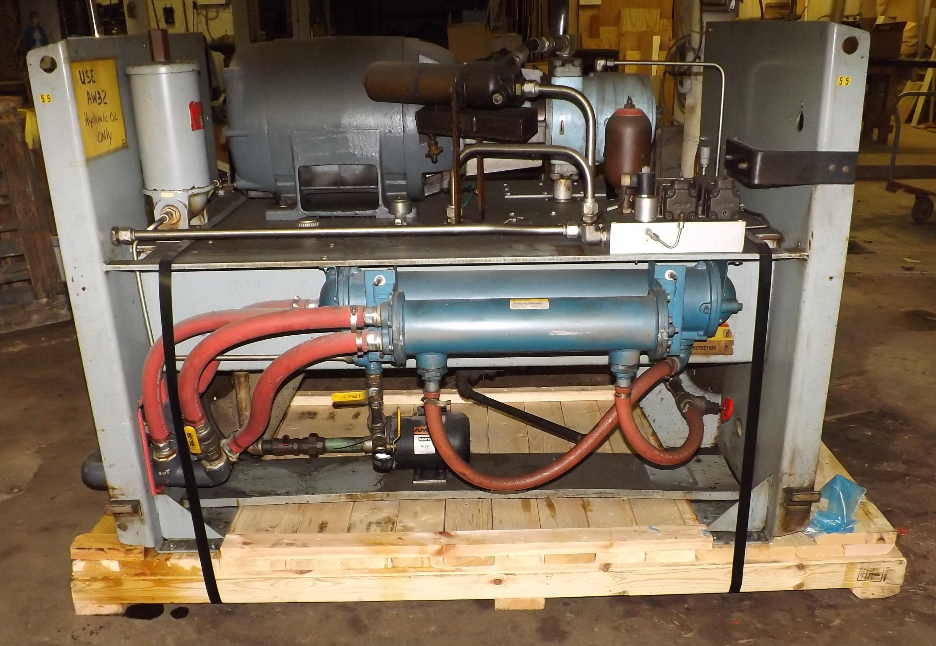 Lot 47 - MTS Hydraulic Pump Model 501.03