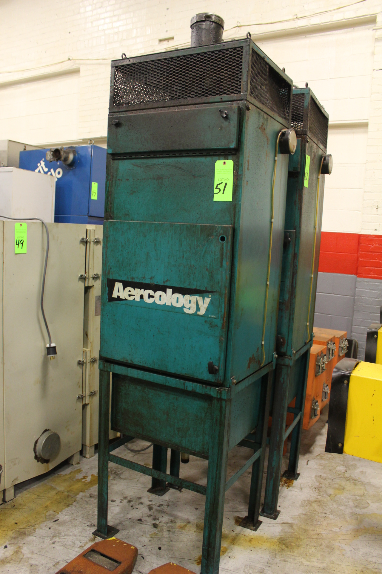 Lot 51 - Aercology Mist Collector