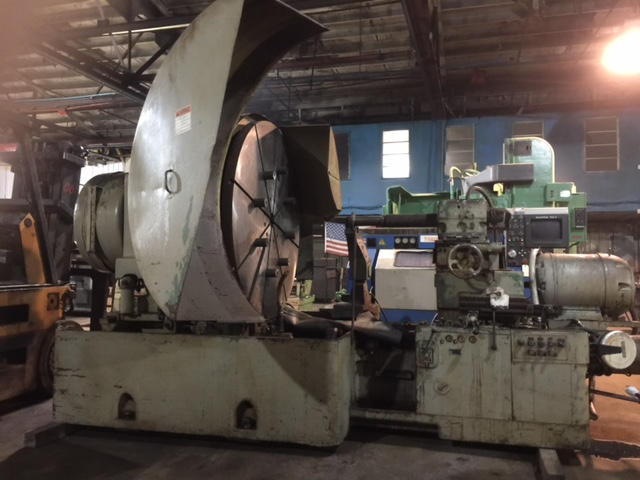 "Lot 39 - Bryant 1460 Internal Grinder With Massive 60"" Swing - Dryden, MI"