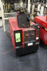 Lot 10 - Lincoln Power Wave 455 Welding Power Supply - Angola, Indiana