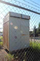 Lot 3 - Matra Model 91517561K 1000 KVA Dry Type Outdoor Transformer - Angola, Indiana