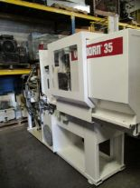 Lot 22 - 1995 Van Dorn Demag 35T ErgoTech 350-115 Plastic Injection Molding Machine - Sterling Heights, MI
