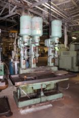 "Lot 61 - Allen 16"" 3-Spindle Production Drill Press"