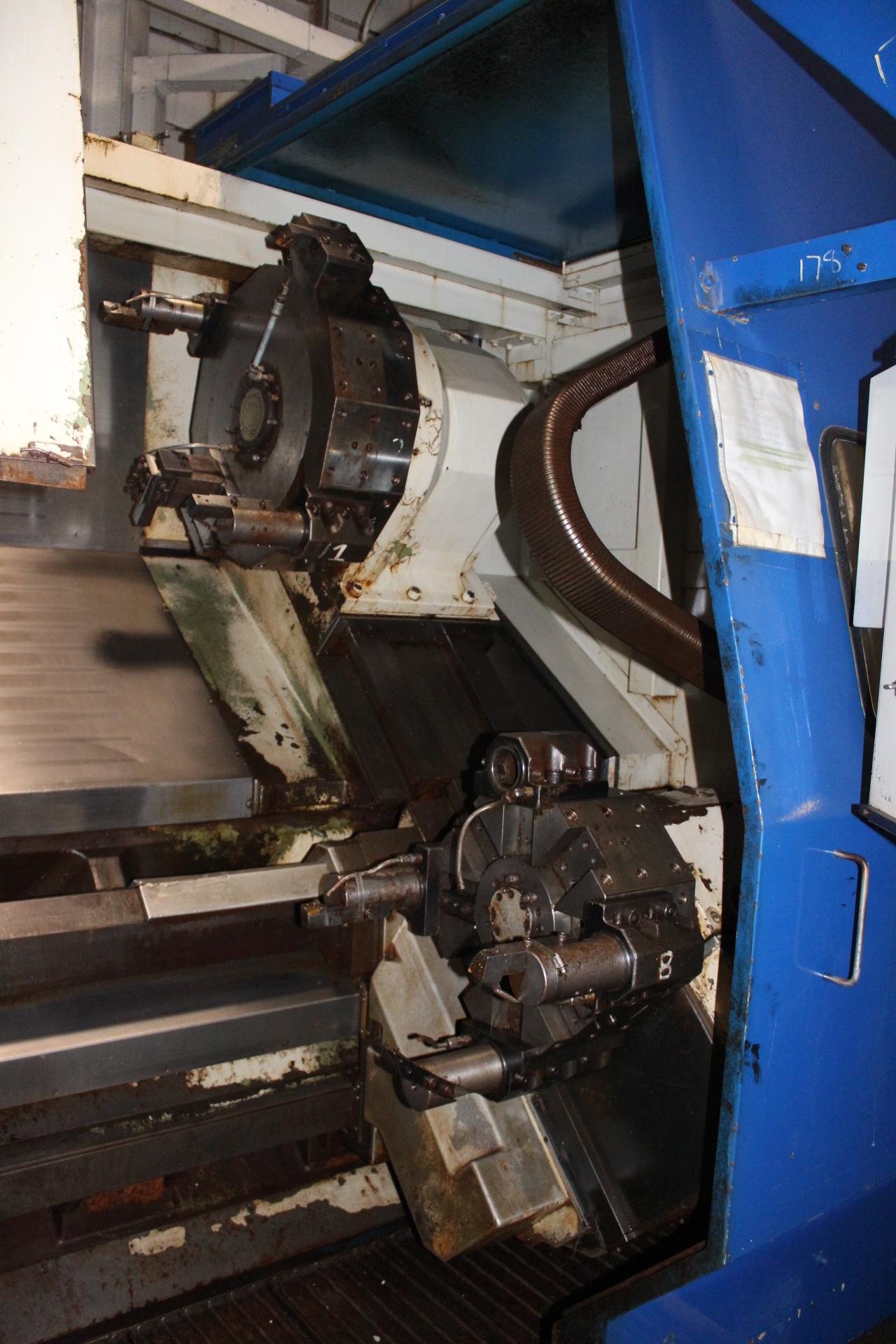 Lot 3 - Okuma LC50-2ST Simulturn 4-Axis CNC Turning Center
