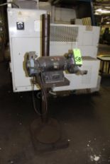 """Lot 58 - Milwaukee 3/4-Hp 8"""" Double End Grinder"""