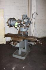 Lot 21 - Bridgeport 1-Hp 8-Speed Vertical Milling Machine