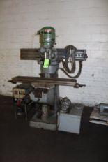 Lot 23 - Bridgeport T-Ram Single Head Vertical Tracer Milling Machine